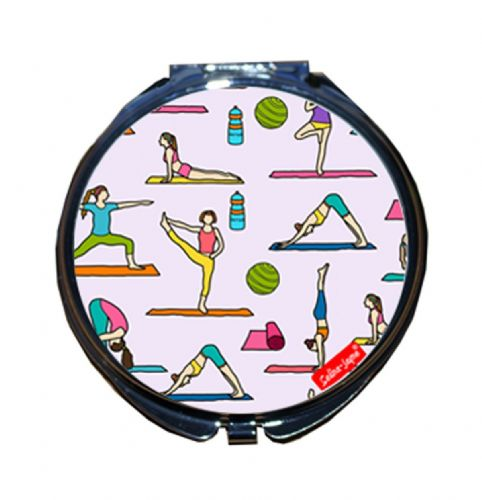 Selina-Jayne Yoga Limited Edition Compact Mirror